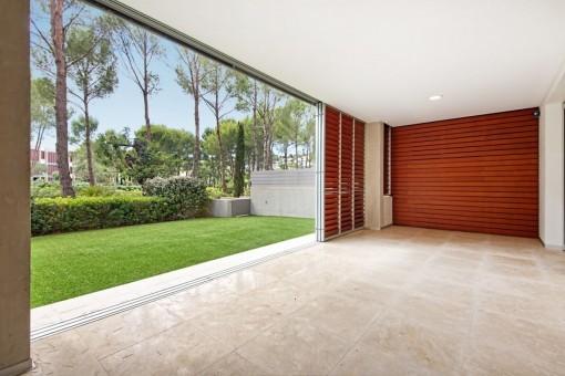Hochwertiges Apartment in einer exklusiven Anlage in Bendinat