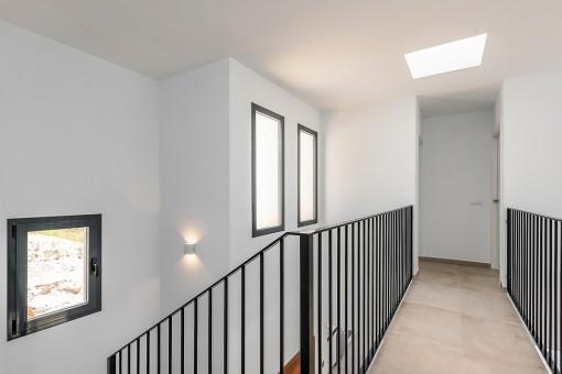Flur / Galerie im Obergeschoss