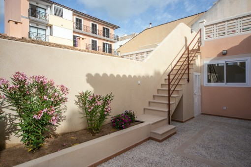 Charmantes, neu renoviertes Stadthaus, nur wenige Schritte vom Hafen von Cala Ratjada entfernt