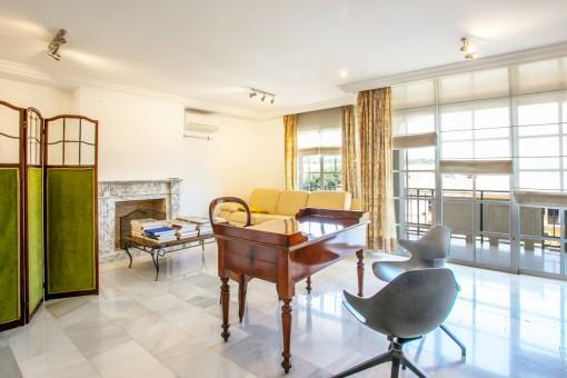 Schönes 3 Schlafzimmer Penthouse in Inca mit 2 Balkonen und großer Dachterrasse