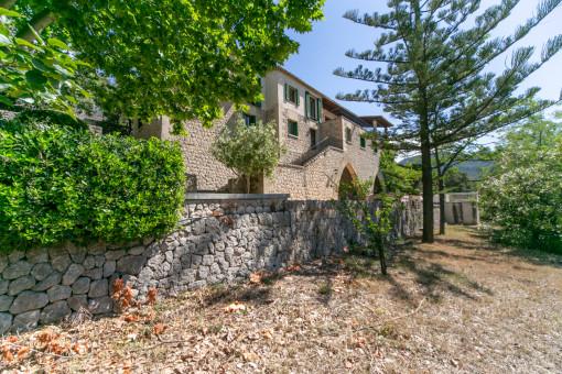 Herrenhaus mit außergewöhnlichem Blick über Valldemosa
