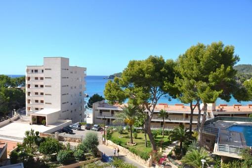 Studio Apartment in perfekter Lage am Strand vom  Paguera