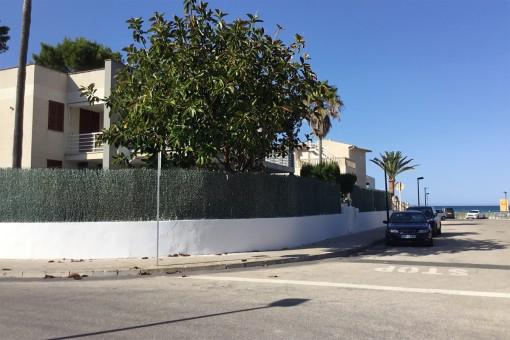 Möblierte Erdgeschosswohnung mit Garten in Strandnähe und ruhiger Wohnlage an der Playa de Muro