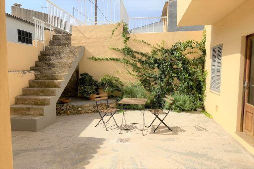 Kürzlich renoviertes Erdgeschoss-Apartment mit Terrasse im Zentrum von Artá