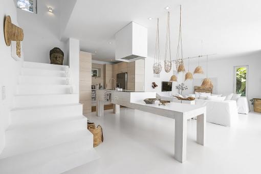 Alternative Ansicht des Wohnbereiches