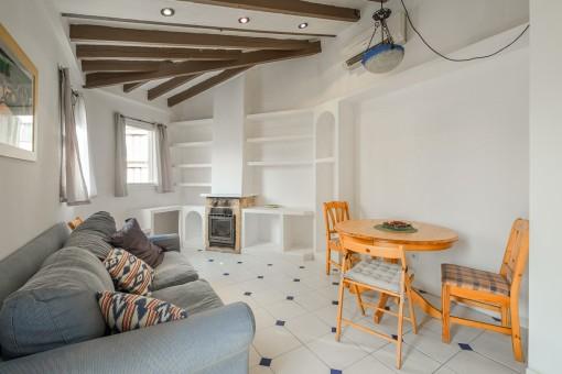 Charmante und zentrale Stadtwohnung mit Potenzial in Palma