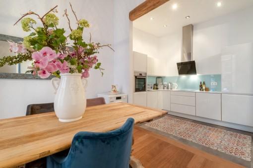 Traumhafte, helle, geräumige Wohnung im historischen Zentrum der Altstadt von Palma
