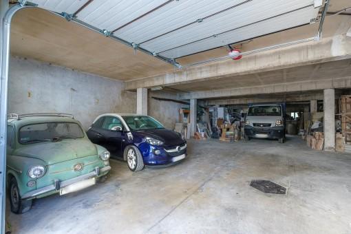 Sehr große Garage in Alaró