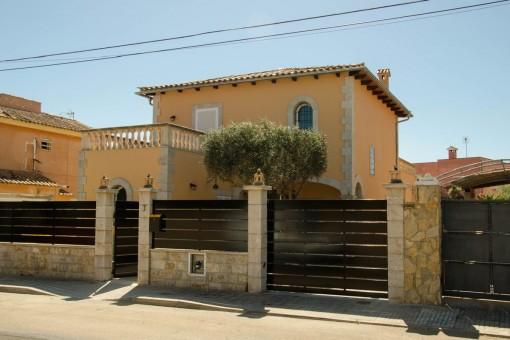 Renoviertes Einfamilienhaus im ruhig gelegenen Wohnviertel von Son Ferrer