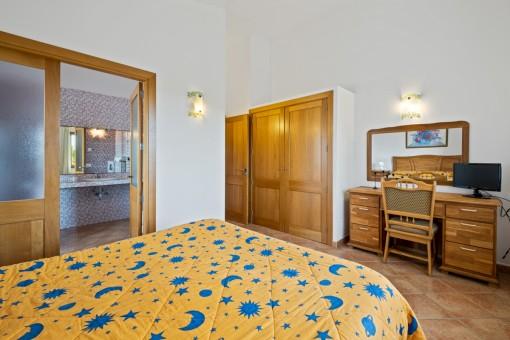 Eines von 7 Schlafzimmern