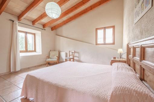 Eines von insgesamt 6 Schlafzimmern