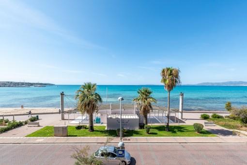 Schönes Apartment in 1. Linie an der Playa de Palma