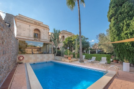 Charmantes Hotel mit 8 Schlafzimmern und Pool in Artà