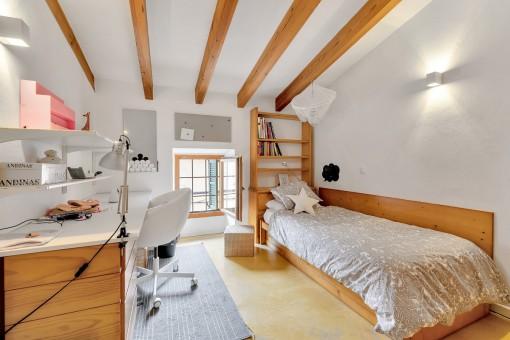 Schlafzimmer im ersten Stockwerk