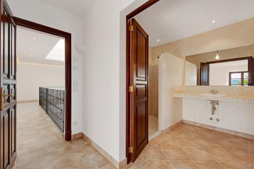 Weiteres Badezimmer en Suite