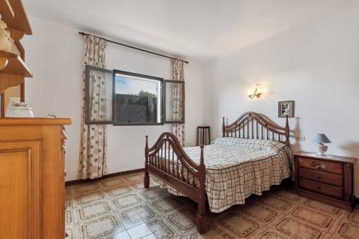 Eines von insgesamt 8 Schlafzimmern