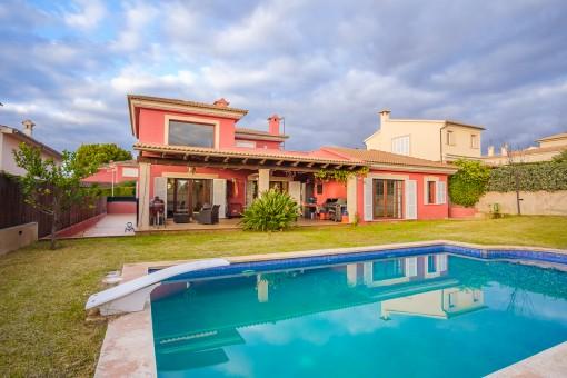 Gemütliche Villa mit praktischer Aufteilung in Marratxí