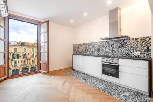Renoviertes Apartment im Herzen der Stadt Palma