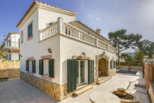 Hochwertiges Einfamilienhaus zwischen der Playa de Palma und El Arenal
