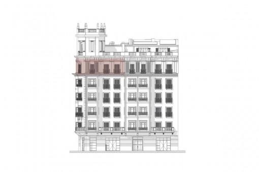Fünfte Etage