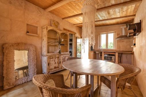 Sommerhaus mit Küche