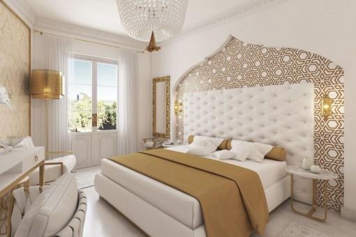 Mögliches Doppelzimmer