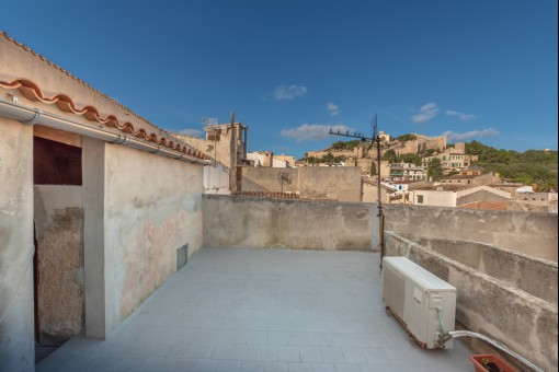 Schönes typisch mallorquinisches Stadthaus im Zentrum von Capdepera
