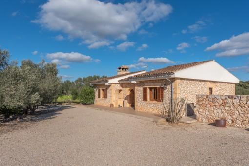 Traumfinca für Pferdeliebhaber in Sant Llorenç des Cardassar