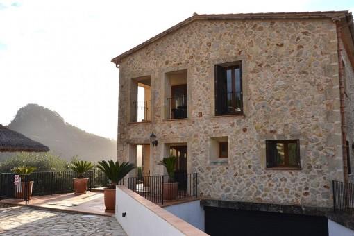 Wunderschöne, moderne Villa in den Bergen in Galilea