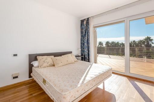 Eines von 11 Schlafzimmern