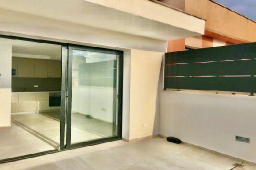 Erstbezug Duplex-Penthouse mit Dachterrasse und Aufzug in zentraler Stadtlage