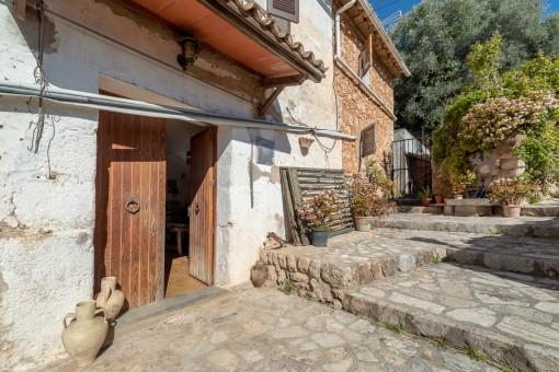 Natursteinhaus mit fantastischem Weitblick in Alaró