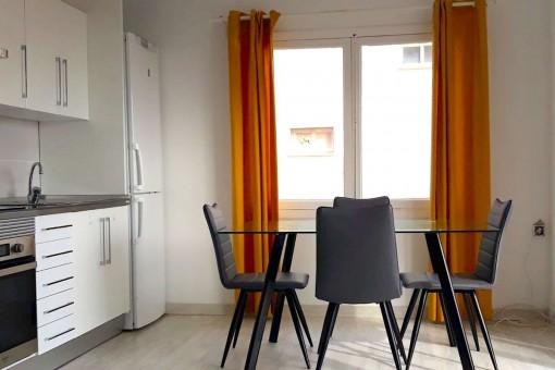 Moderne Wohnung in Palmanova fußläufig zum Strand