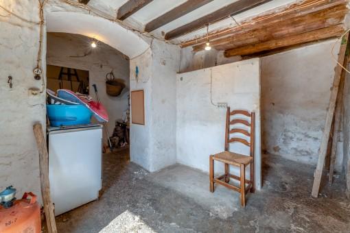 Verschiedene Räume zur Renovierung