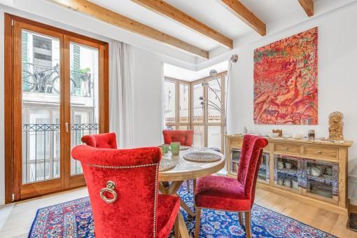Luxuriöses Apartment im historischen Zentrum von Palma