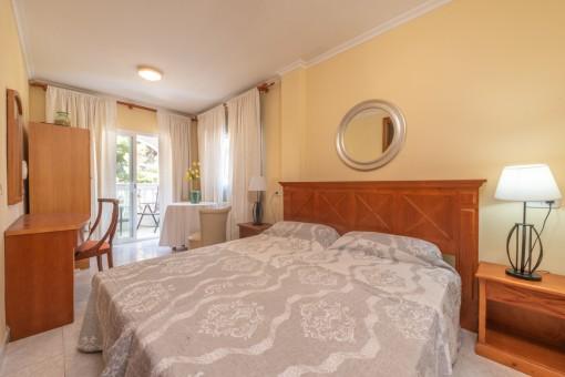 Schlafzimmer, Apartment 2