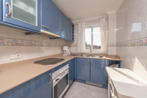 Küche, Apartment 1