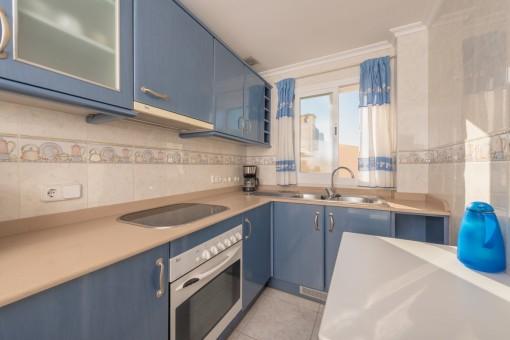 Küche, Apartment 2