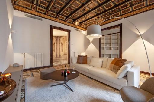 Luxus-Altbauwohnung in zentraler Alstadtlage von Palma