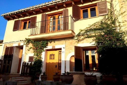 Schönes Dorfhaus in Puigpunyent