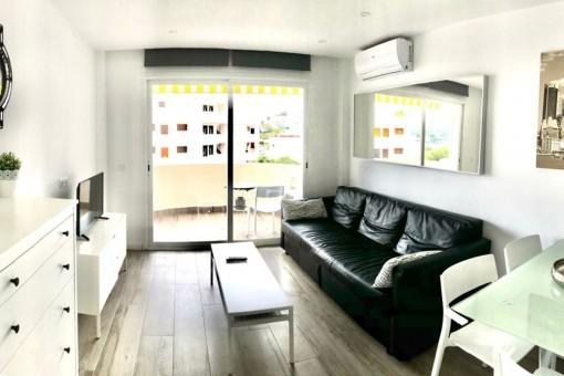 Schönes Apartment in Santa Ponsa mit Meerblick