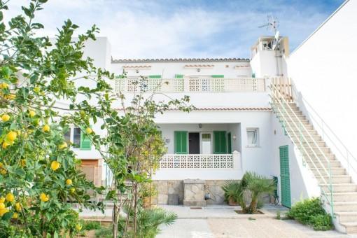 Charmantes Dorfhaus mit Ferienvermietlizenz im Zentrum von Cala Ratjada