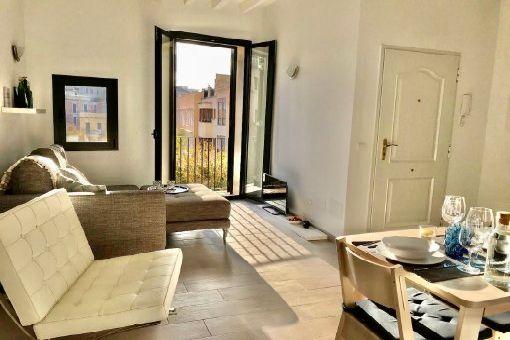 Möbliertes Apartment in zentraler Altstadtlage in Palma