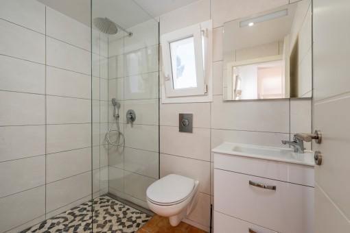 Neues Duschbadezimmer