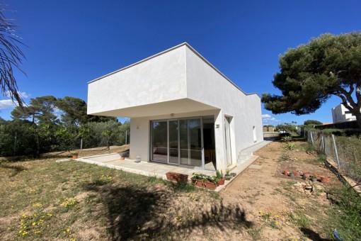 Designerbungalow zum Preis einer Wohnung in Vallgornera