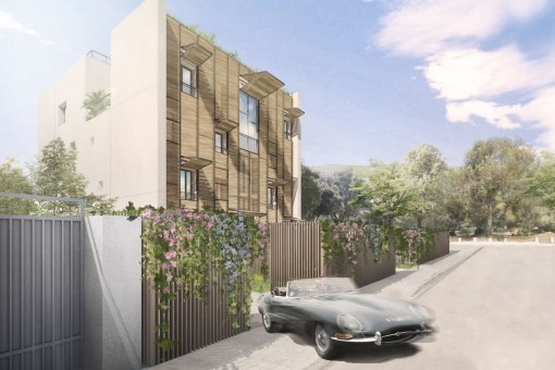 Ikonisches Neubau-Apartment Projekt in Palma