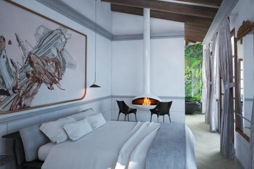 Exklusives Stadthaus mit 3 Schlafzimmern in der Altstadt von Palma