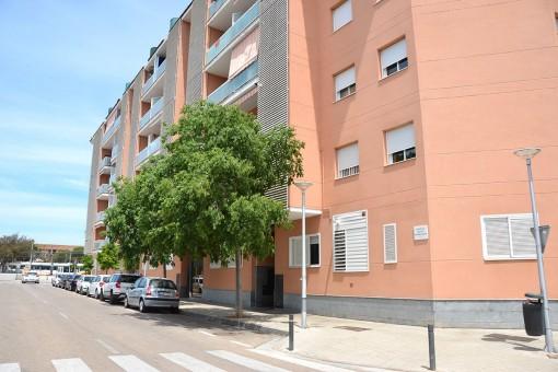 Wohnung in perfekte Lage und mit idealer Anbindung in Palma