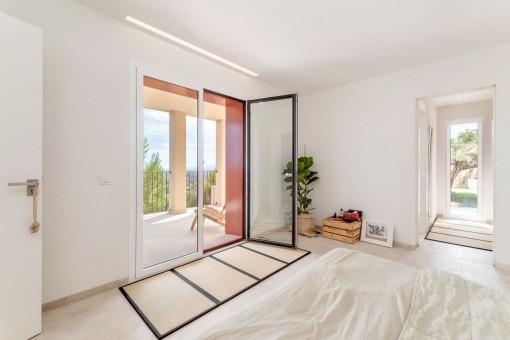 Geräumiges Doppelzimmer