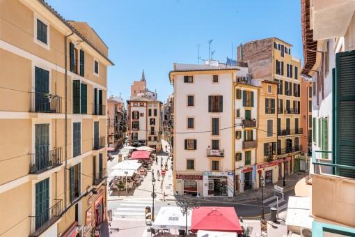 Moderne Wohnung im Zentrum von Palma de Mallorca